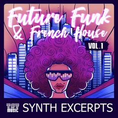Future Funk & French House Vol.1 Synth Excerpts