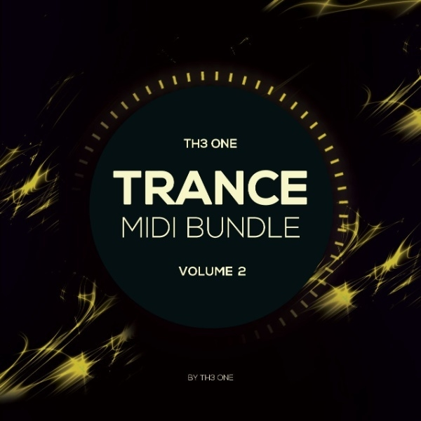 Trance MIDI Bundle Vol.2