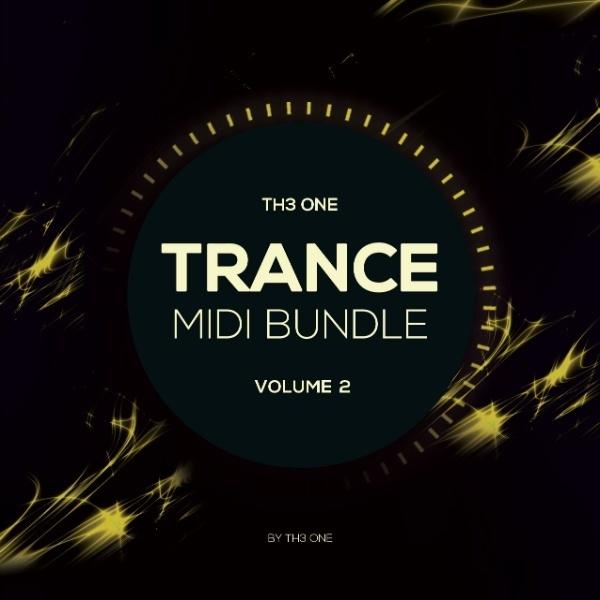 Trance MIDI Bundle Vol.2