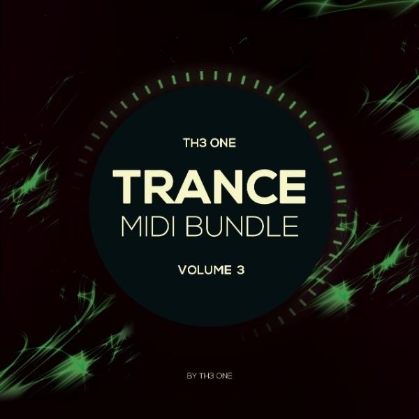 Trance MIDI Bundle Vol.3