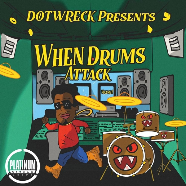 When Drums Attack Vol. 1