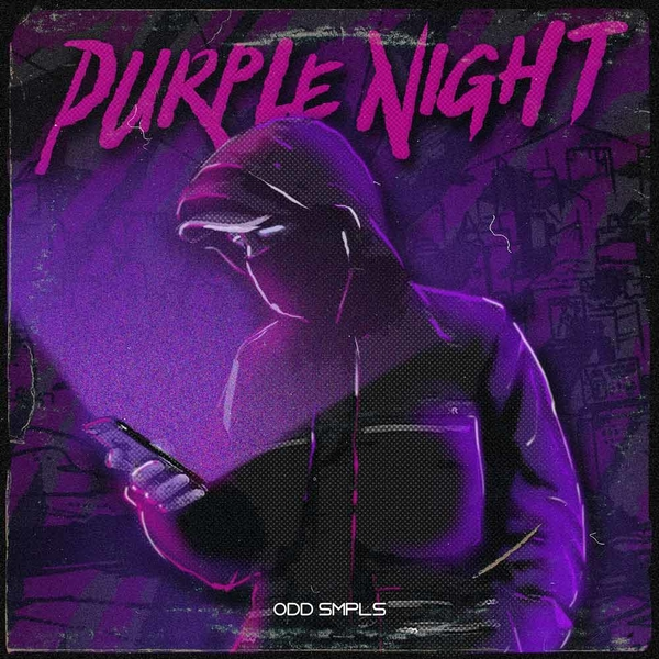 PURPLE NIGHT: TRAP SMPLS