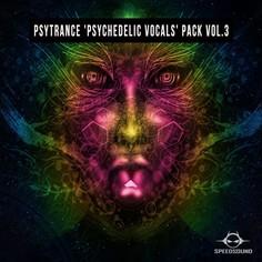 Psytrance Psychedelic Vocals Pack Vol 3