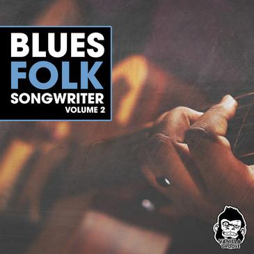 Blues Folk Songwriter Vol 2