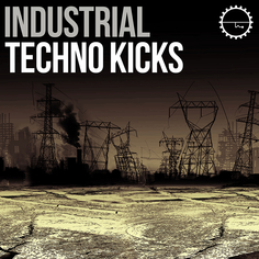 Industrial Techno Kicks
