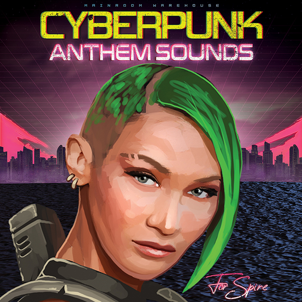 Cyberpunk Anthem Sounds For Spire