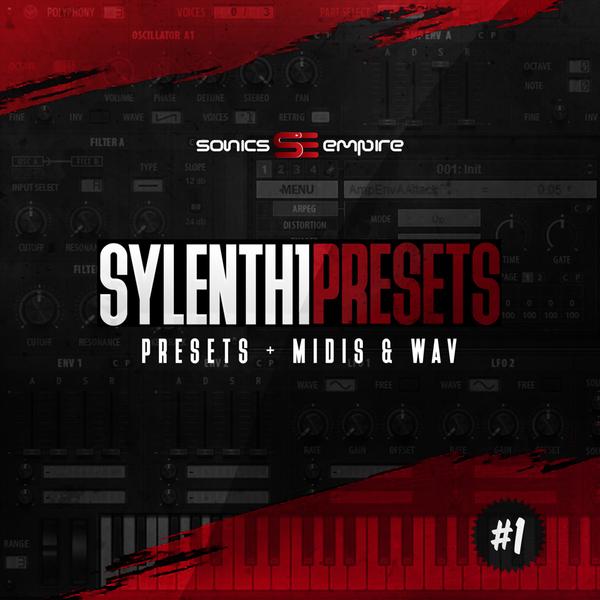 Sonics Empire: Sylenth1 Presets Vol 1