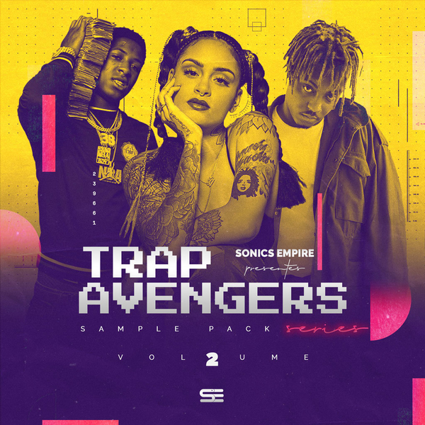 Trap Avengers Vol. 2