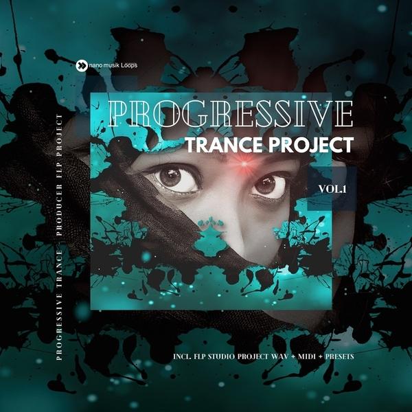 nanoTrance Progressive Trance Project Vol 1