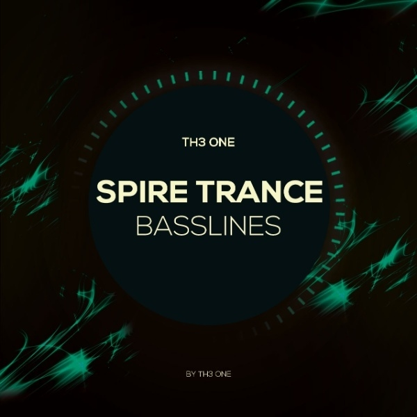 Spire Trance Basslines