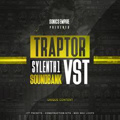Traptor for Sylenth1