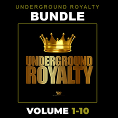 Underground Royalty: Bundle Vols (1-10)