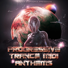 Progressive Trance MIDI Anthems