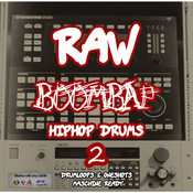Raw BoomBap HipHop Drums Vol 2