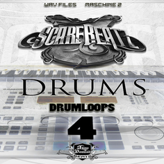 Scarebeatz Drums Vol 4