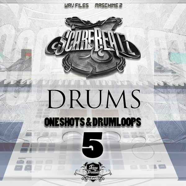 Scarebeats Drums Vol 5