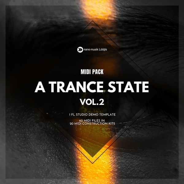 A Trance State MIDI Pack Vol 2