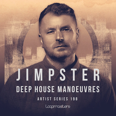 Jimpster: Deep House Manoeuvre