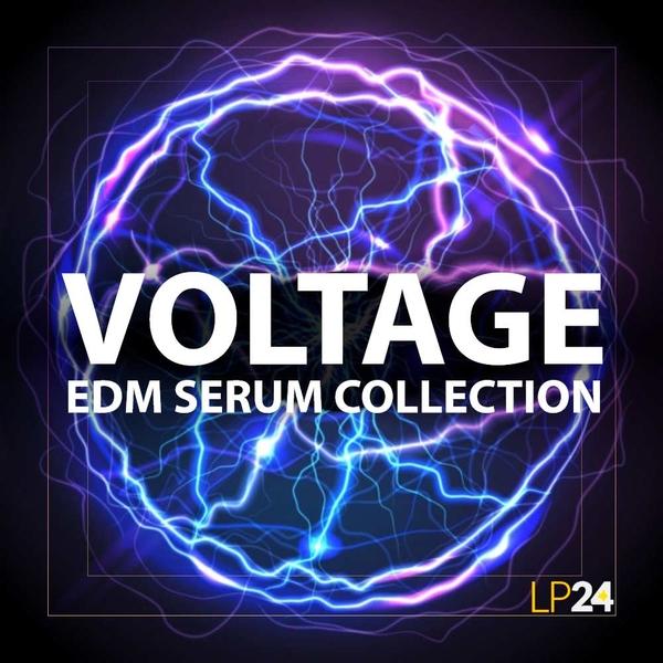 VOLTAGE: EDM Serum Collection