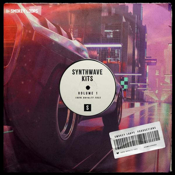 Smokey Loops: Synthwave Kits
