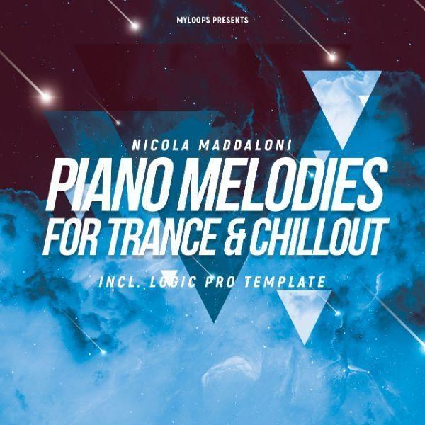 Nicola Maddaloni Piano Melodies For Trance & Chillout
