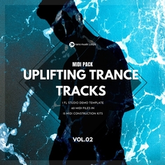 Uplifting Trance Tracks Vol 2