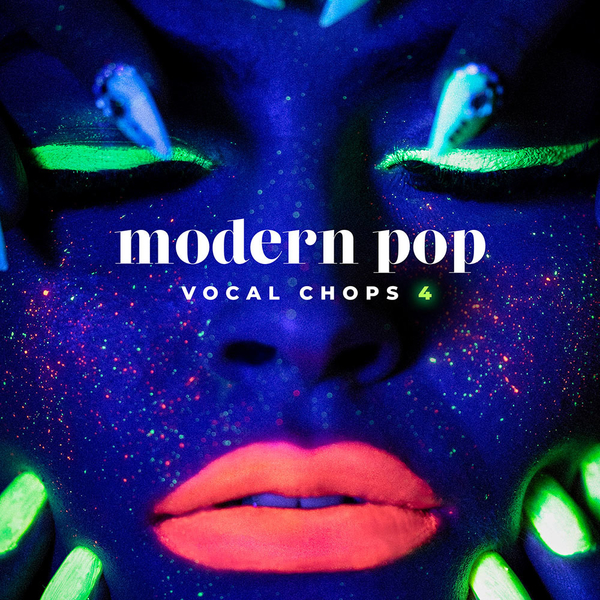 Modern Pop Vocal Chops 4