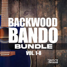 Backwood Bando Bundle (Vol 1-8)