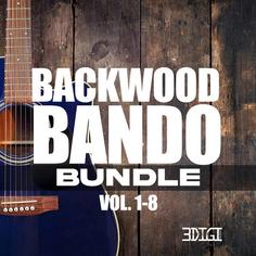 Backwood Bando Bundle (Vol 1-8)