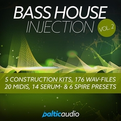 Bass House Injection Vol 2