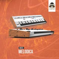 MIDI: Melodica