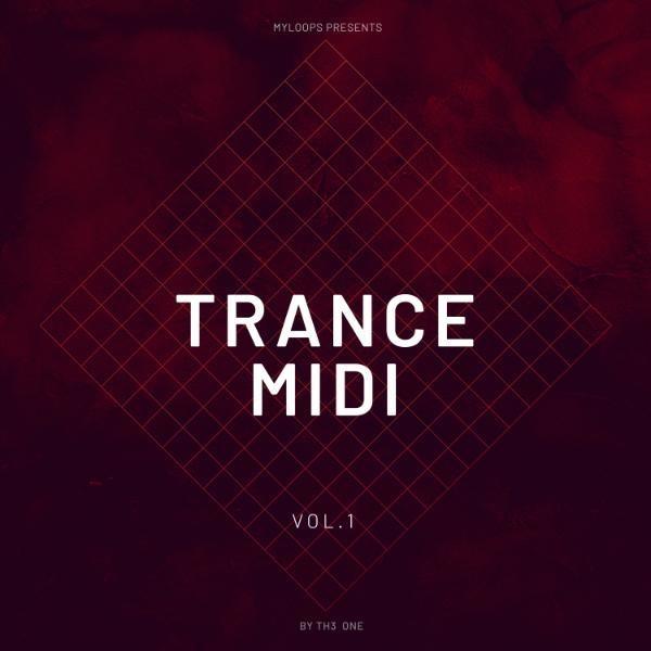 Trance MIDI Vol.1