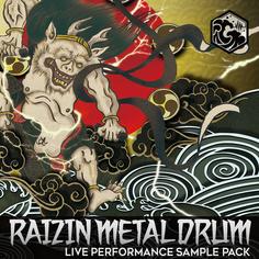Raizin Metal Drums
