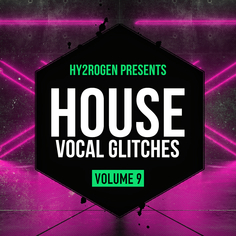 House Vocal Glitches 9
