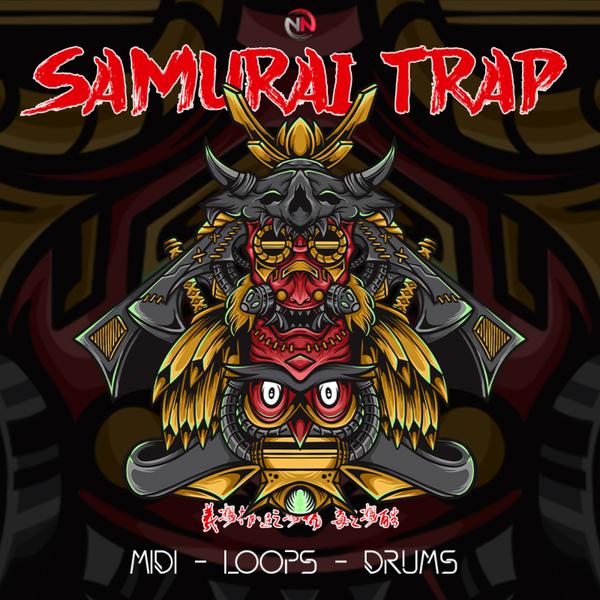 Samurai Trap - MIDI Pack