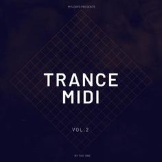 Trance MIDI Vol 2