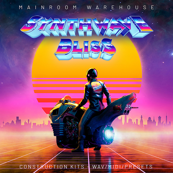Synthwave Bliss
