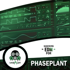 Shocking EDM For Phase Plant