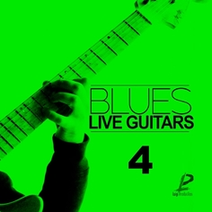 Blues Live Guitars 4