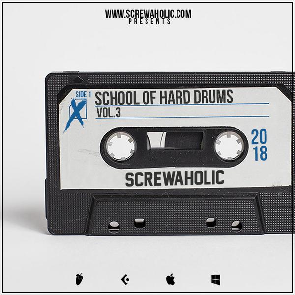 School Of Hard Drums Vol 3