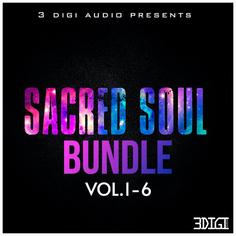 Sacred Soul Bundle (Vol 1-6)
