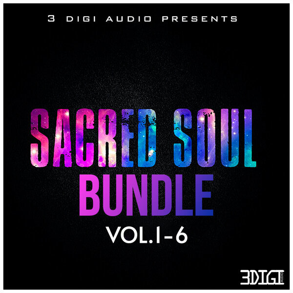 Sacred Soul Bundle (Vol 1-6)