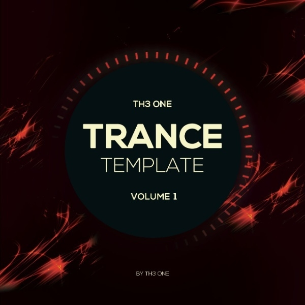 TH3 ONE: Trance Template Vol.1