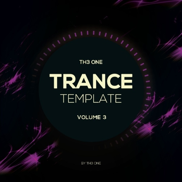 TH3 ONE: Trance Template Vol.3