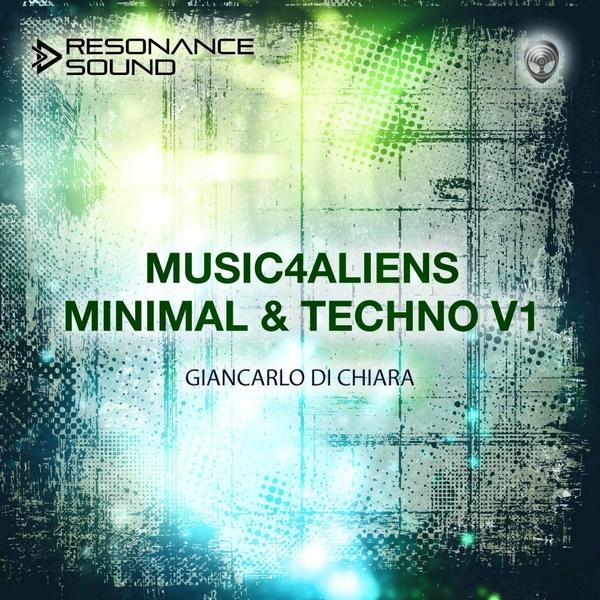 Music4Aliens: Minimal & Techno V1