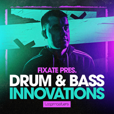 Fixate: Drum & Bass Innovations