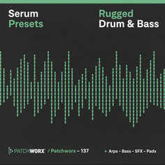 Rugged Drum & Bass: Serum Presets