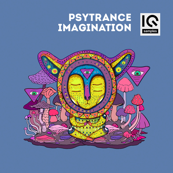 Psytrance Imagination
