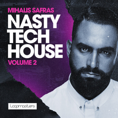 Mihalis Safras: Nasty Tech House 2