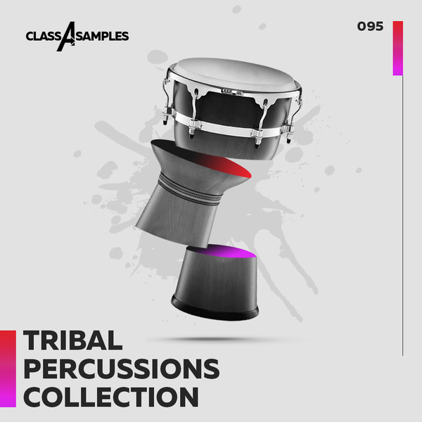 Tribal Percussions Collection